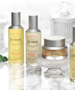 Bộ dưỡng chống lão hóa The Therapy The Face Shop (5SP)