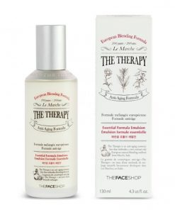Sữa dưỡng The Therapy Essential Formula Emulsion TheFaceShop